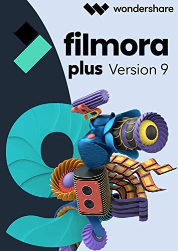 Filmora Video Editor 9 PLUS-1 Jahr Lizenz MAC (Product Keycard ohne Datenträger)