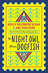 To Night Owl and Dog Fish book about friends at summer camp