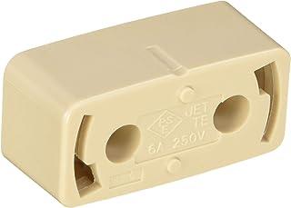 オーム電機(Ohm Electric) 角型引掛シーリングボディ HS-L6HSB-G ブラウン