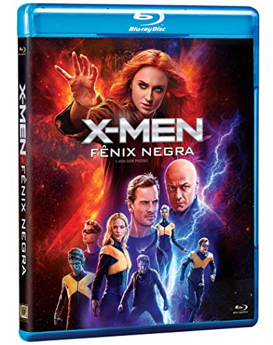 X-Men Fênix Negra [Blu-Ray]