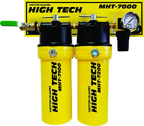 Motor Guard MHT-7000 High Tech Air Preparation System 1/2 NPT