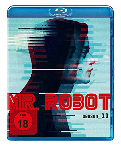 Mr. Robot - Staffel 3 [Blu-ray]