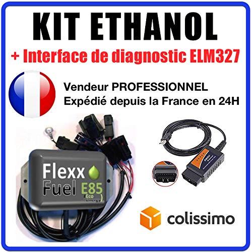 QKPARTS For GM E85 Flex Fuel Sensor Connector Pigtail Plastic Fuel Composition Ethanol E85-2