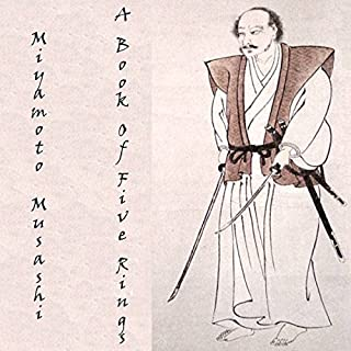 A Book of Five Rings: The Strategy of Musashi audiobook cover art