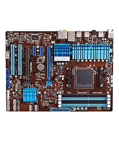 Placa Base de Escritorio Fit For ASUS M5A97 Placa Base Socket AM3 + DDR3 32GB para Placa Base AMD 970 FX