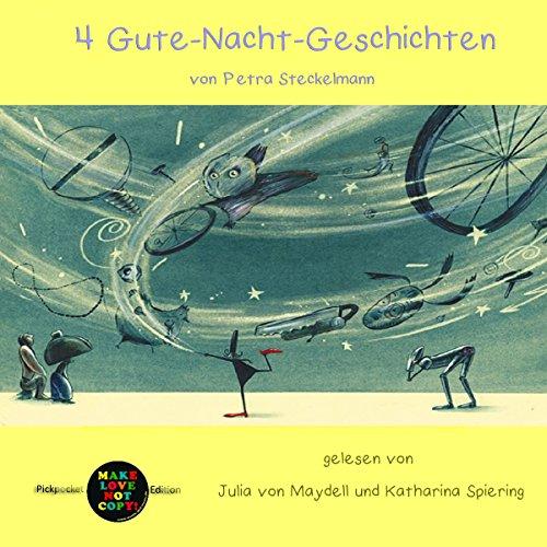 4 Gute-Nacht-Geschichten audiobook cover art