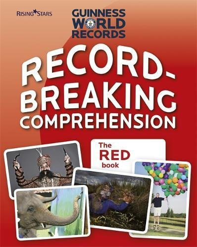 Record Breaking Comprehension: Year 4 (Guinness World Records) (Guinness Record Breaking Comp)