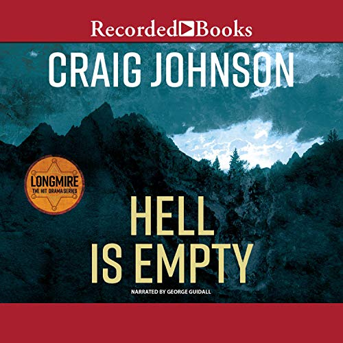 Hell Is Empty: International Edition: Longmire Mysteries, Book 7