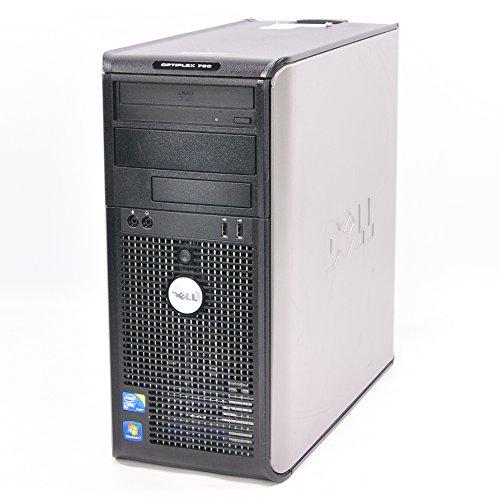 Dell Optiplex, Intel Core 2 Duo 2600 MHz, 500Gig Serial ATA HDD, 2048mb Memory, DVD ROM, Windows XP Professional-Power Cord (Renewed) Maine