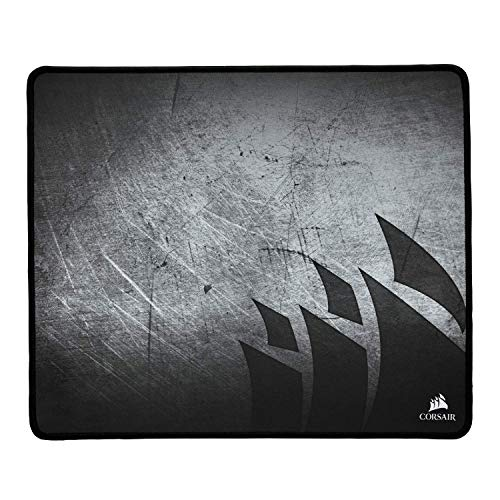 Corsair MM300 - Anti-Fray Cloth Gaming Mouse Pad - High-Performance Mouse Pad Optimized for Gaming Sensors - Designed for Maximum Control - Medium, Multi, Model Number: CH-9000106-WW