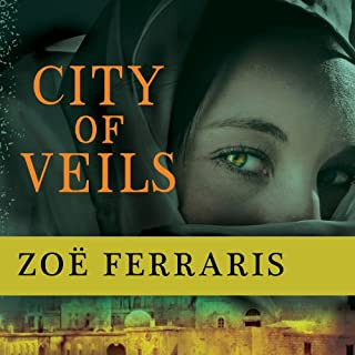 City of Veils audiobook cover art
