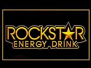 Rockstar Energy Drink Led Light Sign