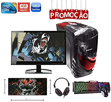 Pc Gamer Completo Aires HD 6450 2gb HD 500GB