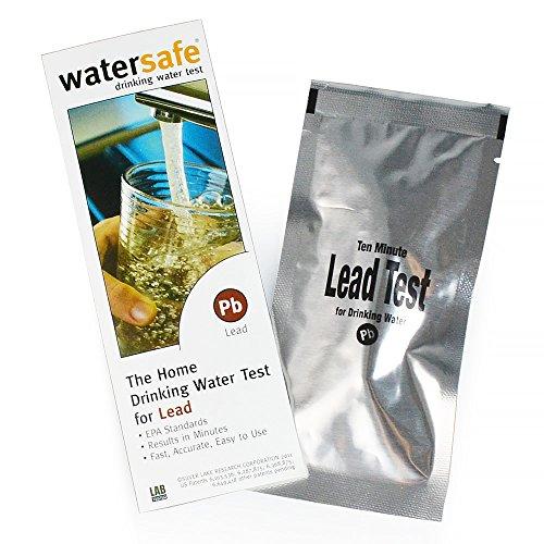 Watersafe Wassertest für Blei (1 Test)