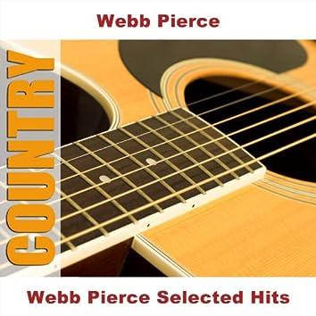 Webb Pierce Selected Hits