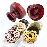 Ryoizen - Molde de silicona para donuts
