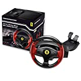 Thrustmaster FERRARI RED LEGEND EDITION - Volante - PS3 / PC - Licencia Oficial Ferrari