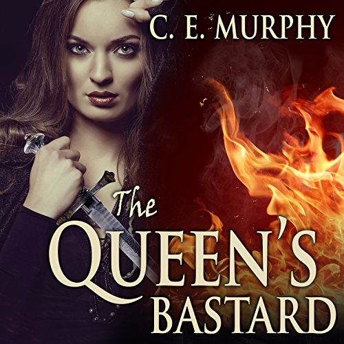 The Queen's Bastard audiobook cover art