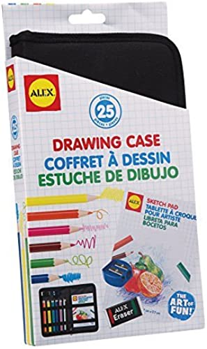 ALEX Toys Artist Studio Couleuruge Pencil Case by ALEX Toys