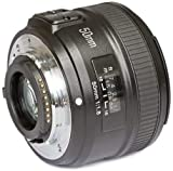 YONGNUO YN50 mm F1.8N lente estándar Prime gran apertura enfoque automático manual AF MF para cámaras Nikon DSLR