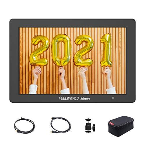 FEELWORLD MA7 Monitor DSLR, Monitor Cámara Réflex 7 Inch, 1920x1200 HD IPS On-Camera Monitor 4K HDMI Input/Output para Canon Nikon Sony A7 A7S II A6500, Monitor para Estabilizador Gimbal