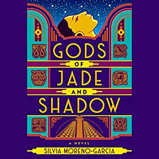 Gods of Jade and Shadow audiobook cover art