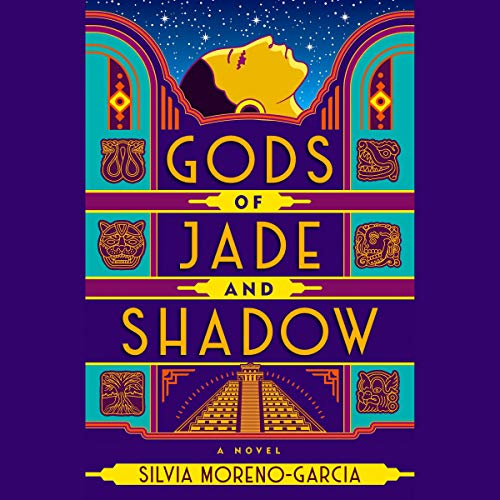 Couverture de Gods of Jade and Shadow