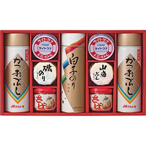 のり・かつおぶし・瓶詰・缶詰セット お中元お歳暮ギフト贈答品プレゼントにも人気