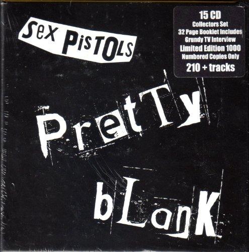 PRETTY BLANK 15 CD LIMITED EDITION BOXSET
