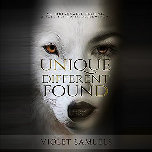 Unique, Different, Found audiobook cover art