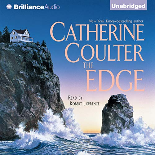 The Edge: An FBI Thriller, Book 4 audiobook cover art