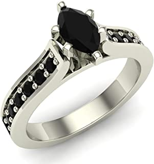 Best 3 black diamond ring Reviews