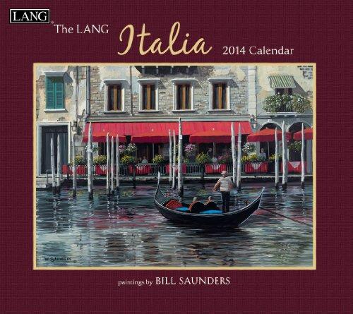 Lang Perfect Timing - Lang 2014 Italia Wandkalender, Januar 2014 - Dezember 2014, 13.375 x 24 Zoll (1001662)