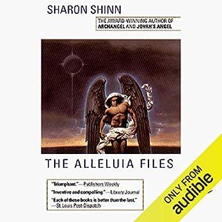 The Alleluia Files audiobook cover art