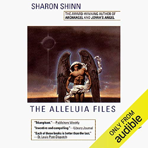 Couverture de The Alleluia Files