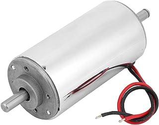 Motor del husillo DC48V 12000r ER11 400W Cepillo de alta velocidad Motor del husillo del grabador enfriado por aire