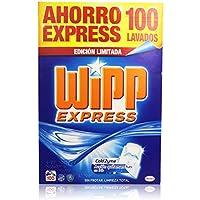 Wipp Express Detergente en Polvo, 100 lavados, 6.5 kg