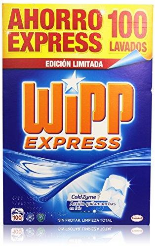 Wipp Express Wollwaschmittel Pulver, 100Waschladungen, 6.5kg
