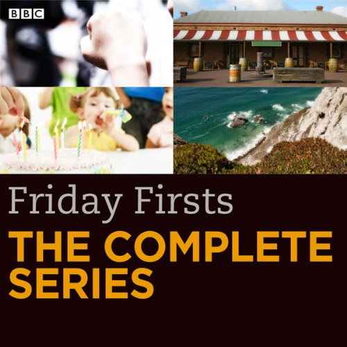 Friday Firsts (Complete Series) audiobook cover art