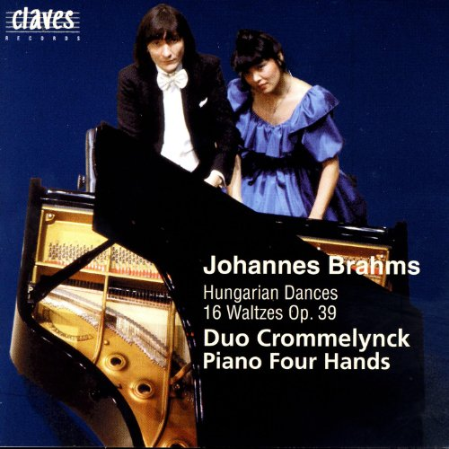 Brahms: Complete Original Works for Piano 4 Hands Vol.1
