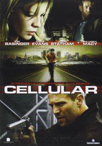 Cellular (Import Dvd) (2005) Kim Basinger; Chris Evans; Jason Statham; Eric Ch