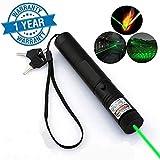 ZLZNX Portable Professional Outdoor Glare Multifunction Flashlight That Displays Flashlight, Green Light That Indicates Pen Hiking Hunting Fishing