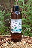 Aceite aromático de lavanda, grado cosmético, vela, jabón y bomba de baño, disponible en botellas de 10 ml, 50 ml, 100 ml y 200 ml, Morado, 100 ml