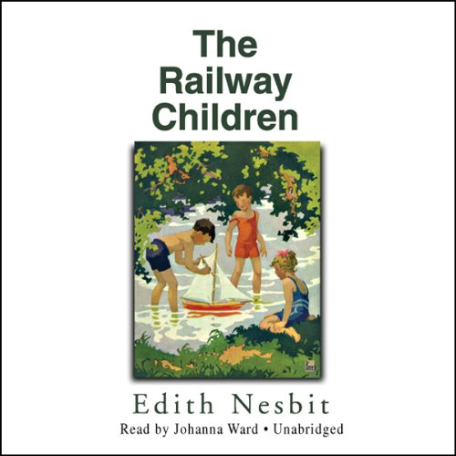 The Railway Children audiobook cover art