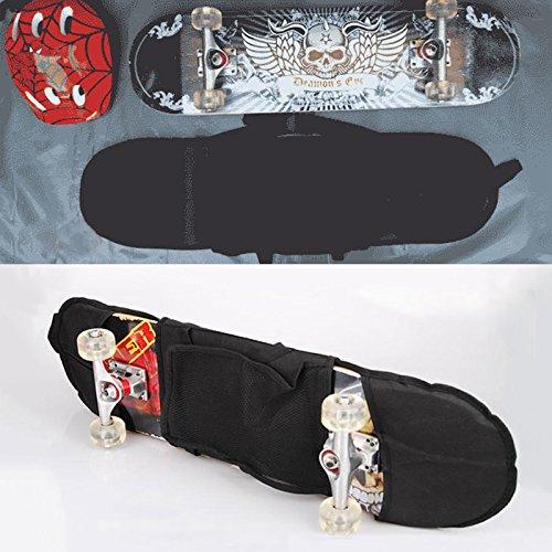 forfar Viagdo Skateboarding Borsa Skateboard Skateboard Skate Board Copertura Longboard Zaino porta Carry Bag