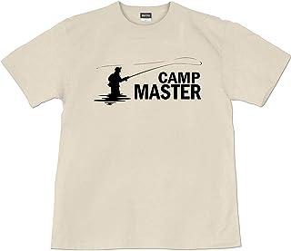 [GENJU] Tシャツ フライ フィッシング 釣り 渓流 キャンプ キャンパー サバイバル アウトドア outdoor ボーイスカウト メンズ