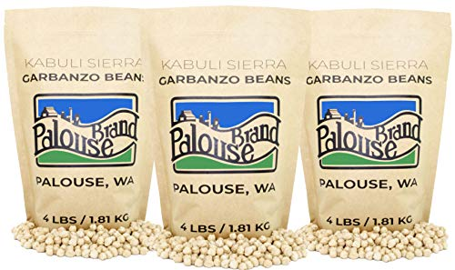 Chickpea Flour • Garbanzo Bean Flour • 100% Desiccant Free • 3 LBS • Non-GMO Project Verified • 100% Non-Irradiated • Certified Kosher Parve • USA Grown • Field Traced • Kraft Bag