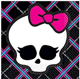 Beverage Napkins | Monster High Collection | Party Accessory