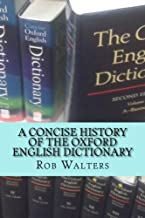 A Concise History of the Oxford English Dictionary