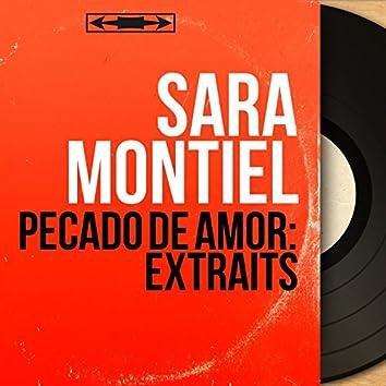 Pecado de Amor: Extraits (Original Motion Picture Soundtrack, Mono Version)